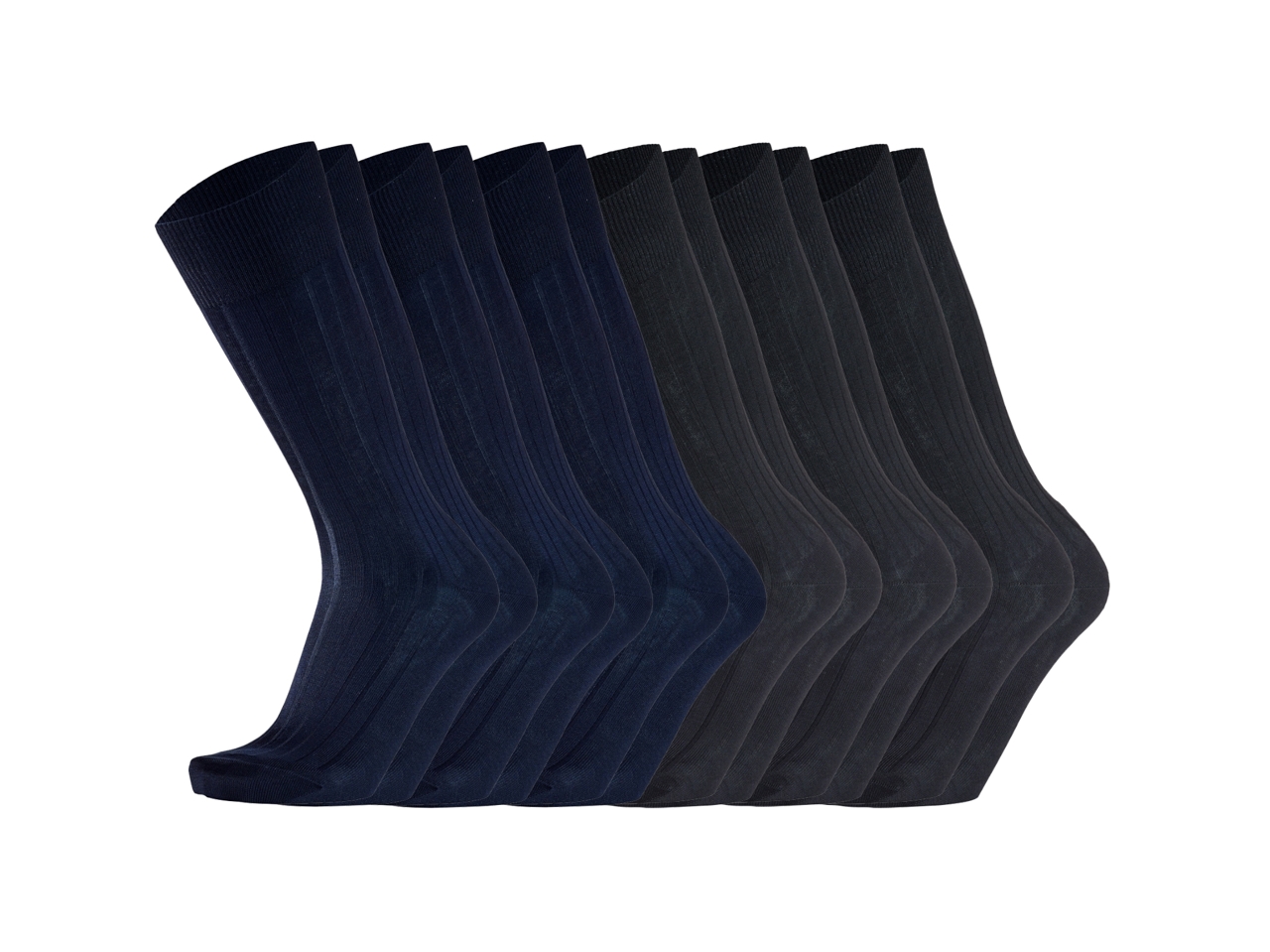 Picture of PACK ELEGANCE CANALÉ BLACK AND BLUE