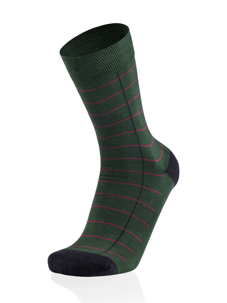 Picture of LINES DARK GREEN